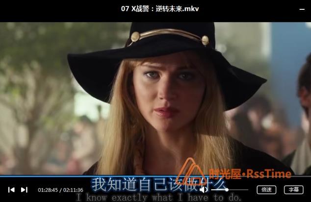 漫威电影《X战警》系列12部1080P百度云网盘下载-时光屋