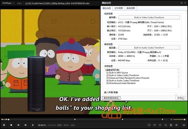 美漫《南方公园/South Park》第1-23季全集1080P百度云网盘下载-时光屋