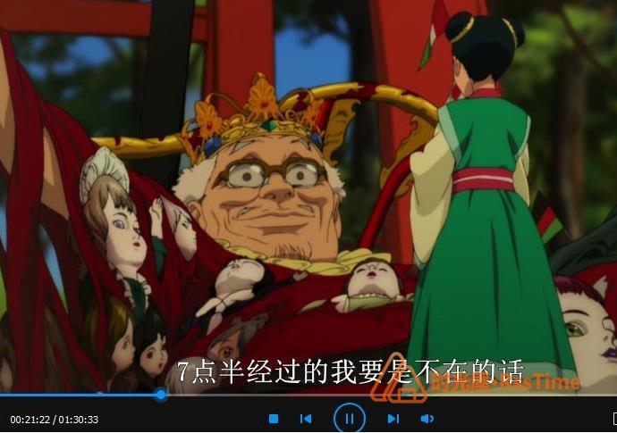 日漫《红辣椒/盗梦侦探》高清720P百度云网盘下载-时光屋