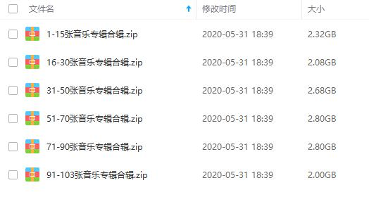 《泽野弘之》(103张专辑)歌曲合集百度云网盘下载-时光屋