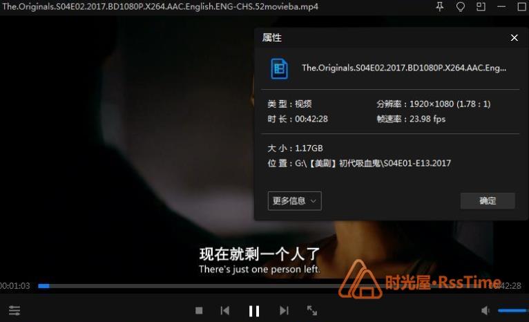 《The Originals/始祖家族/初代吸血鬼》第1-5季全集高清1080P百度云网盘下载-时光屋