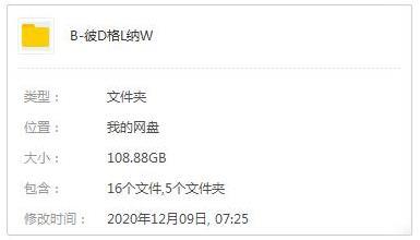 《Peter Greenaway/彼得格林纳威电影作品24部》高清百度云网盘下载-时光屋