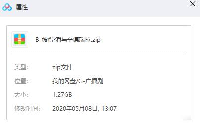 《彼得潘与辛德瑞拉》广播剧第1-2季百度云网盘下载-时光屋