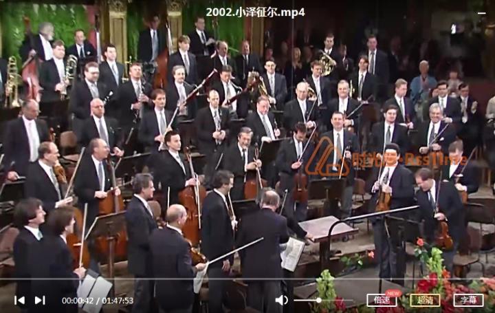 《维也纳新年音乐会》[1987-2018年]视频百度云网盘下载-时光屋