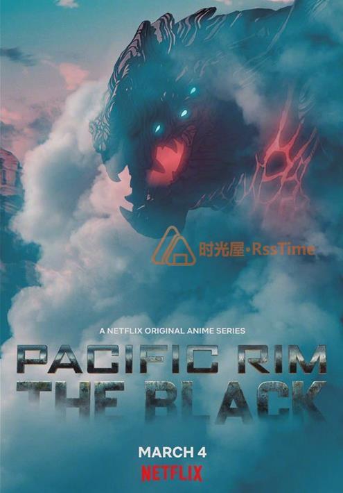 《环太平洋:黑色禁区》曝角色海报,定档3月4日Netflix上线-时光屋