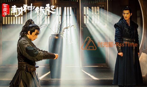 网络电影《雷震子:封神缘起》定档2月18日爱奇艺独播!-时光屋