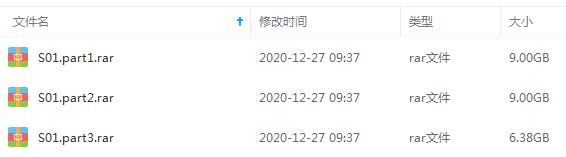 《天赋异禀》第1-2季高清1080P百度云网盘下载-时光屋