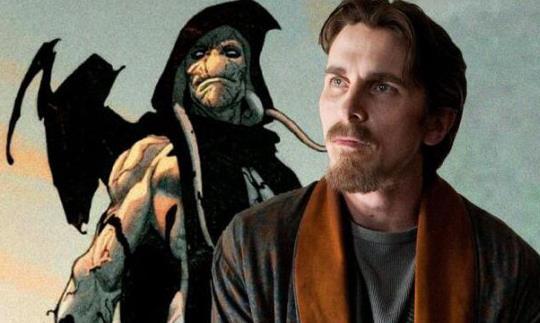 《雷神4:爱与雷霆》发布剧照!克里斯蒂安·贝尔出演反派屠神者格尔-时光屋