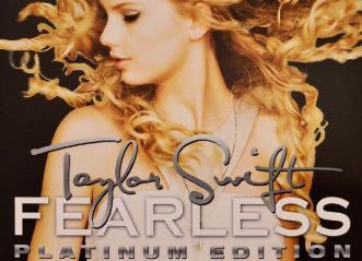 Taylor Swift新专辑《Fearless(Taylor'sVersion)》百度云网盘下载-时光屋