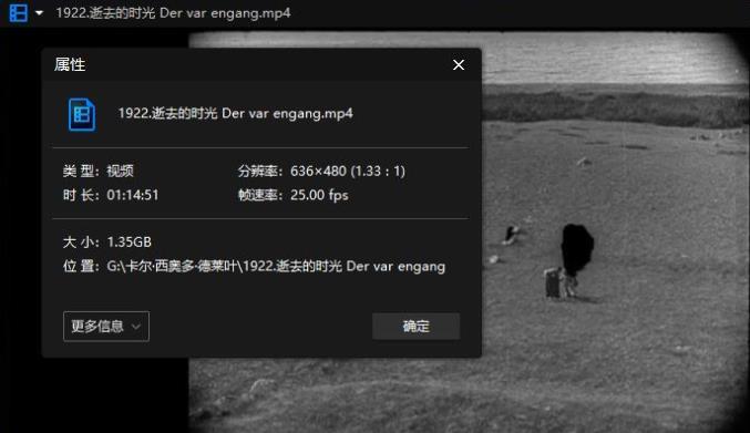 Carl Theodor Dreyer/卡尔·西奥多·德莱叶导演电影作品24部百度云网盘下载-时光屋