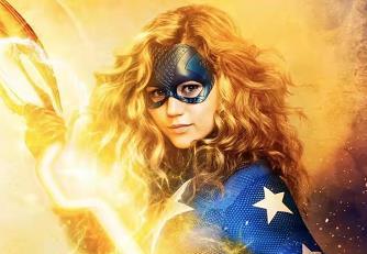 DC剧集《逐星女》将会成为更大的绿箭电视宇宙中的一部分。-时光屋