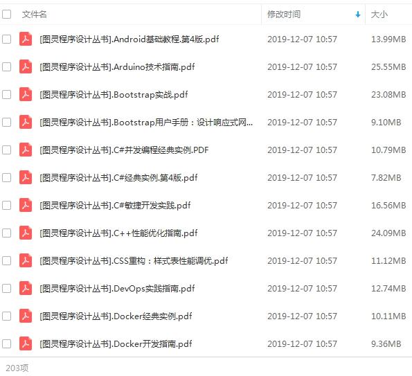 图灵设计丛书PDF电子版(203本)百度云网盘下载-时光屋