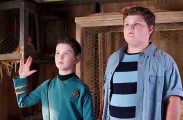 比利·斯帕克斯成为《小谢尔顿》第五季常规角色-时光屋
