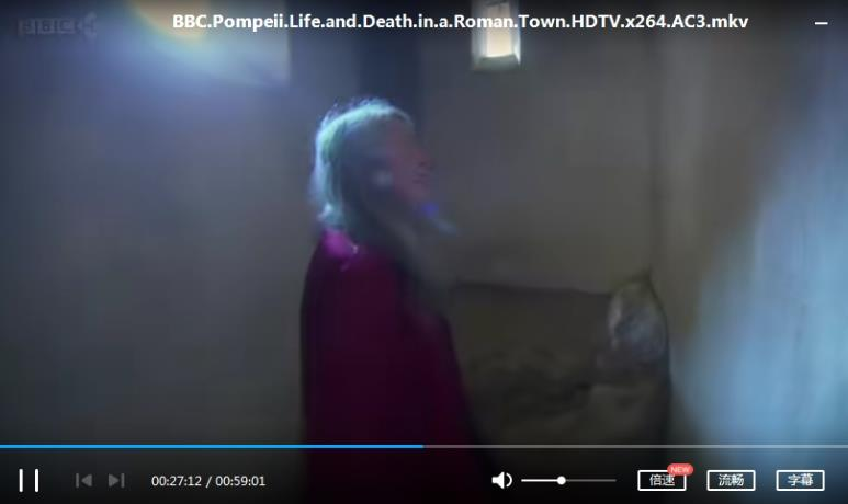 BBC《生死庞贝》纪录片高清百度云网盘下载-时光屋