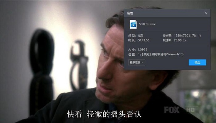 美剧《别对我说谎/Lie to me》[1-3季/720P]高清百度云网盘下载-时光屋