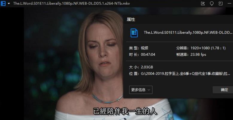 美剧[The L Word]拉字至上[1-6季+Q世代]高清百度云网盘下载-时光屋