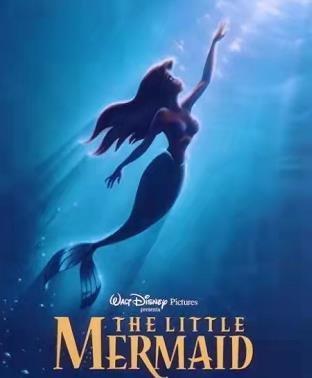 迪士尼真人版电影《小美人鱼》宣布定档,这条黑美人鱼终于来了!-时光屋