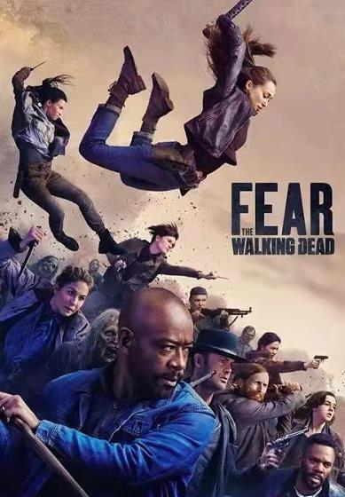 《犯罪心理》的女星爱莎·泰勒已经加入《行尸之惧》第七季的演员阵容-时光屋