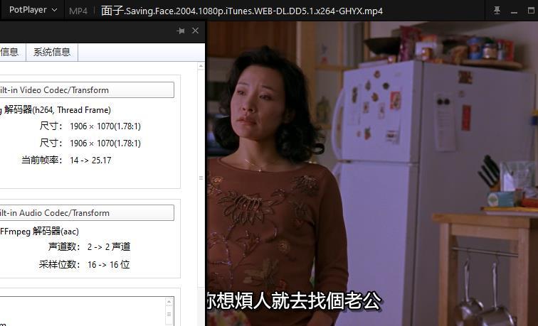 陈冲电影《面子》未删减高清1080P百度云网盘下载-时光屋