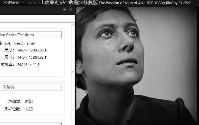《圣女贞德蒙难记》高清2K修复CC收藏版百度云网盘下载-时光屋