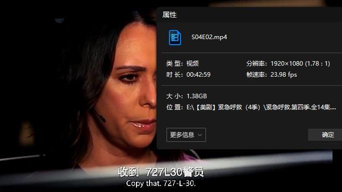 《紧急呼救/911》[1-4季]高清1080P百度云网盘下载-时光屋
