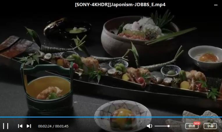 索尼三星电视演示视频[5部/4K画质]百度云网盘下载-时光屋
