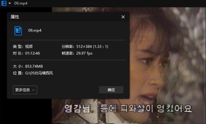 电视剧《白马啸西风(1982)》[台版]百度云网盘下载-时光屋